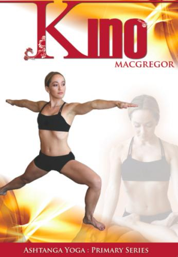 Ashtanga Yoga Primary Series With Kino MacGregor DVD