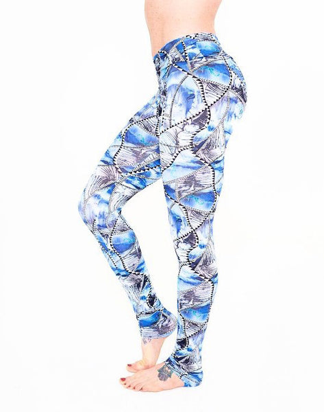 Looking Glass Leggings by Bitsy Bottom