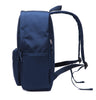 Karitco Polyester Pure Color Travel Backpack with Adjustable Shoulder Straps