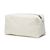 Karitco Cotton Canvas Make Up Bag with Brass Zipper (Pillow)