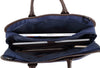 Karitco Waterproof Leather Nylon Shoulder Laptop Messenger Bag