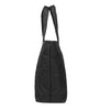 Karitco Plain Polyester Large Tote Bag for Men and Women