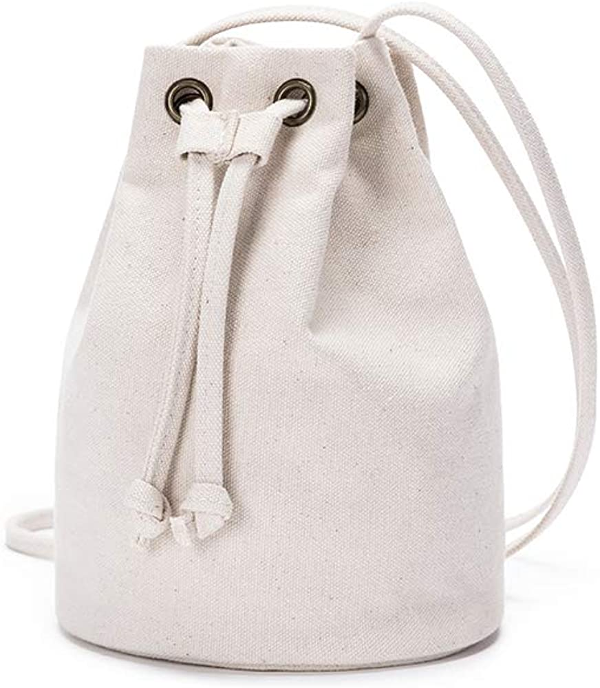 Women Bucket Purses Hand Bag Anti Theft Crossbody Purse Zipper HoBo Designer Shoulder Bag - YONBEN