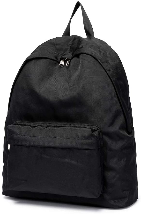 Business computer bag travel backpack simple Korean backpack men's fashion trend ins student bag (Blue)