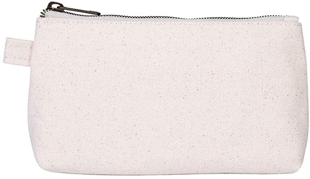 YONBEN Women Cotton Canvas Ladies Wristlet Wallet, Ladies Wristlet Purse Bag