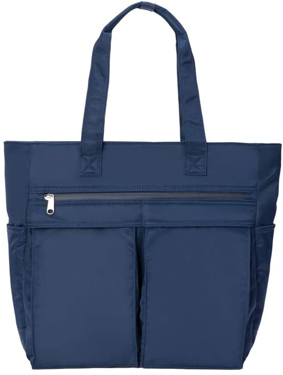 Karitco Carry On Water-proof Laptop Bag Handbag Briefcase Tote For Work or Travel (Blue)