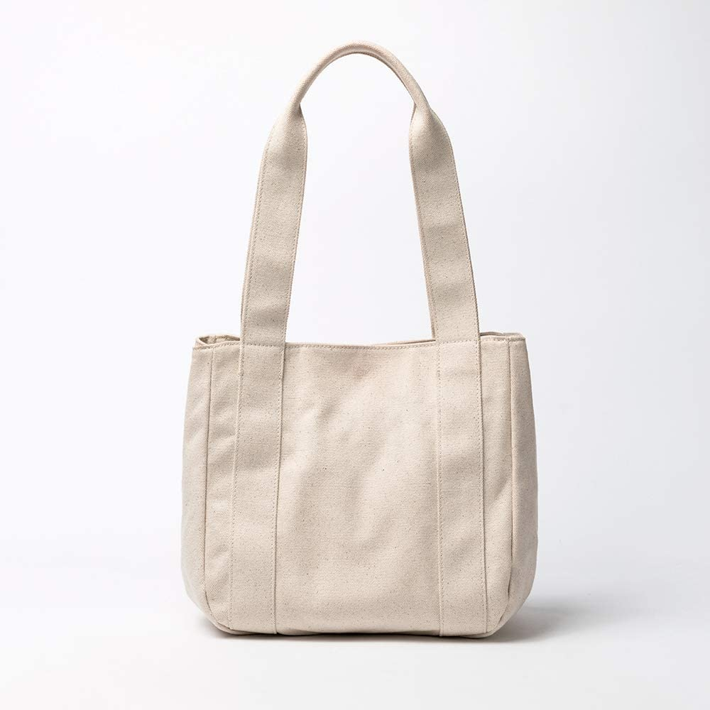 Canvas big bag women new fashion women bag simple commute portable large capacity tote bag