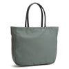 Karitco Plain Waterproof Nylon Tote with Top Handles (Grey)