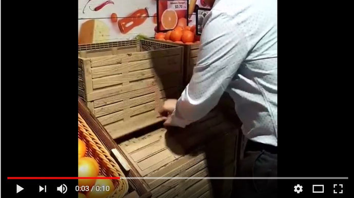 VIDEO: The amazing folding crate!
