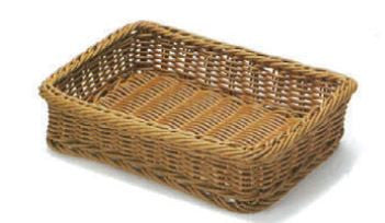 Polywicker Food Basket