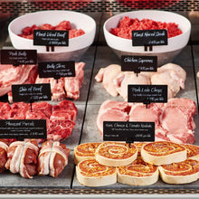 Load image into Gallery viewer, Dalebrook Urban Gastronorm Melamine Rectangular Tray Butchers Display Serving Slab