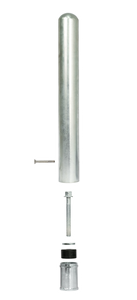 FlexCore Post 3 - Impact Absorbing Stainless Steel Post