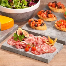 Load image into Gallery viewer, Dalebrook Urban 1/2 Gastronorm Melamine Rectangular Tray Butchers Display Serving Slab