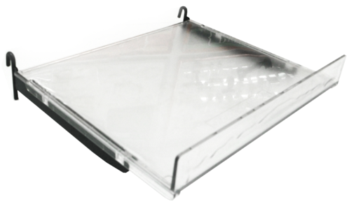 DMX GRID and SLATE Accessory - Trays