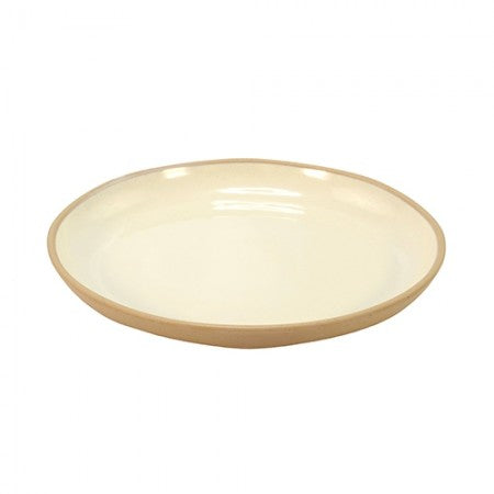 Marl Extra Large Melamine Round Deep Display Serving Dish - Dalebrook