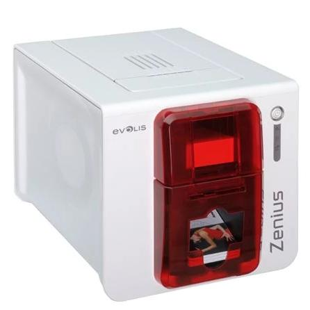 Evolis Zenius Card Ticket Printer Euroswift