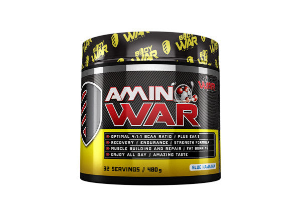 Body Wars Amino War