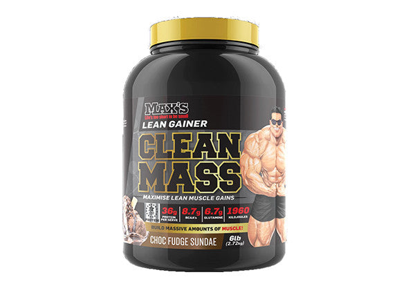 Max's Clean Mass 6pv