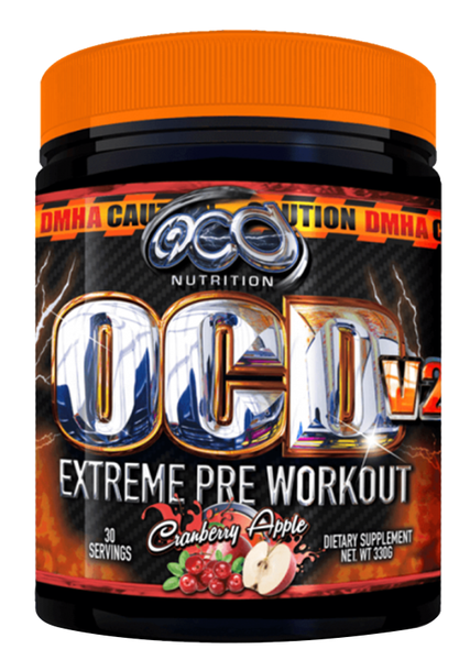 OCD V2 - Extreme Pre WorkOut