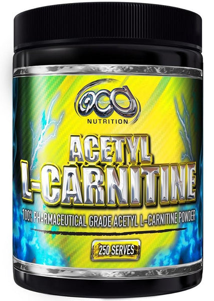 Acetyl L-Carnitine by OCD Nutrition