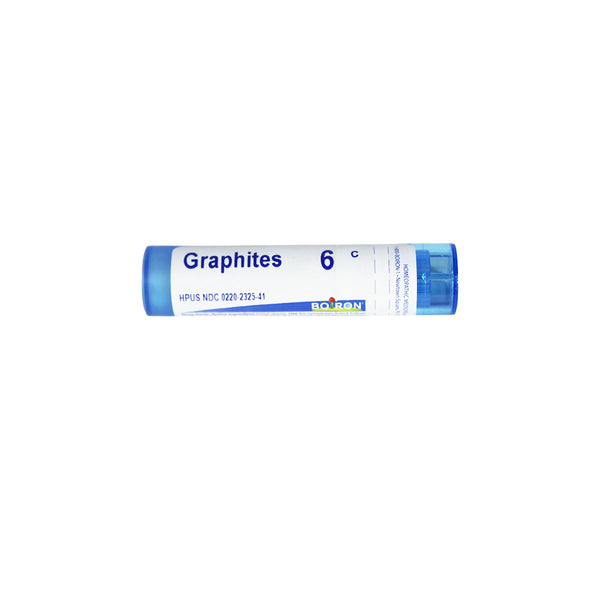 Boiron Graphites, 6c Pellets, 80 count