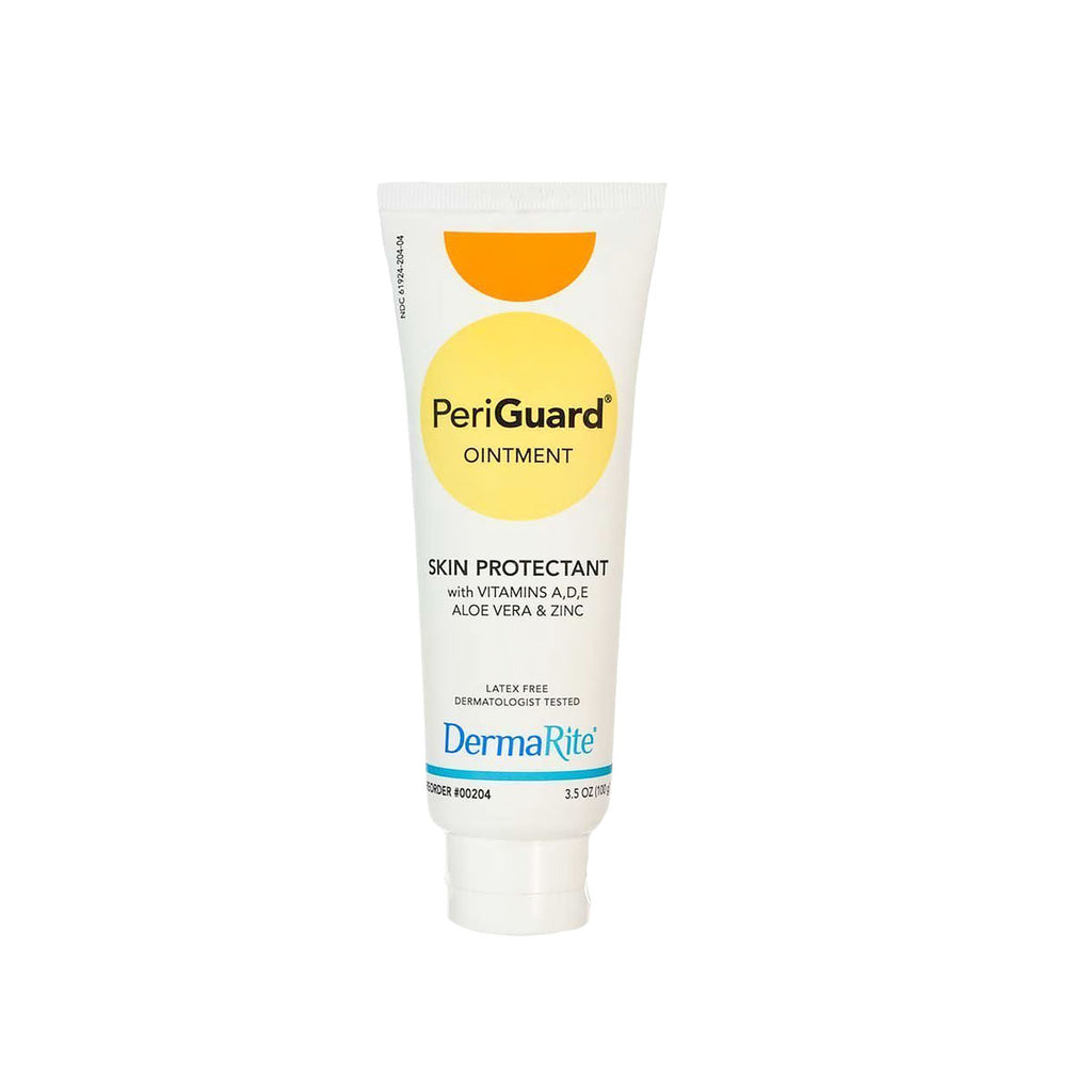 DermaRite PeriGuard Skin Protectant Ointment, 3.5 oz. tube