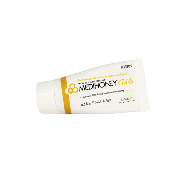 Derma Sciences Medihoney Wound & Burn Dressing Gel, 0.5 fl. oz. tube