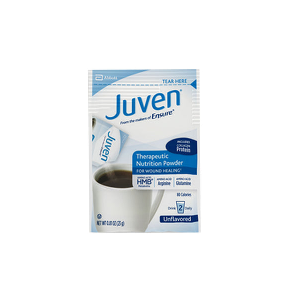 Juven Therapeutic Nutrition Powder, Unflavored, 0.81 oz. (23g) packet