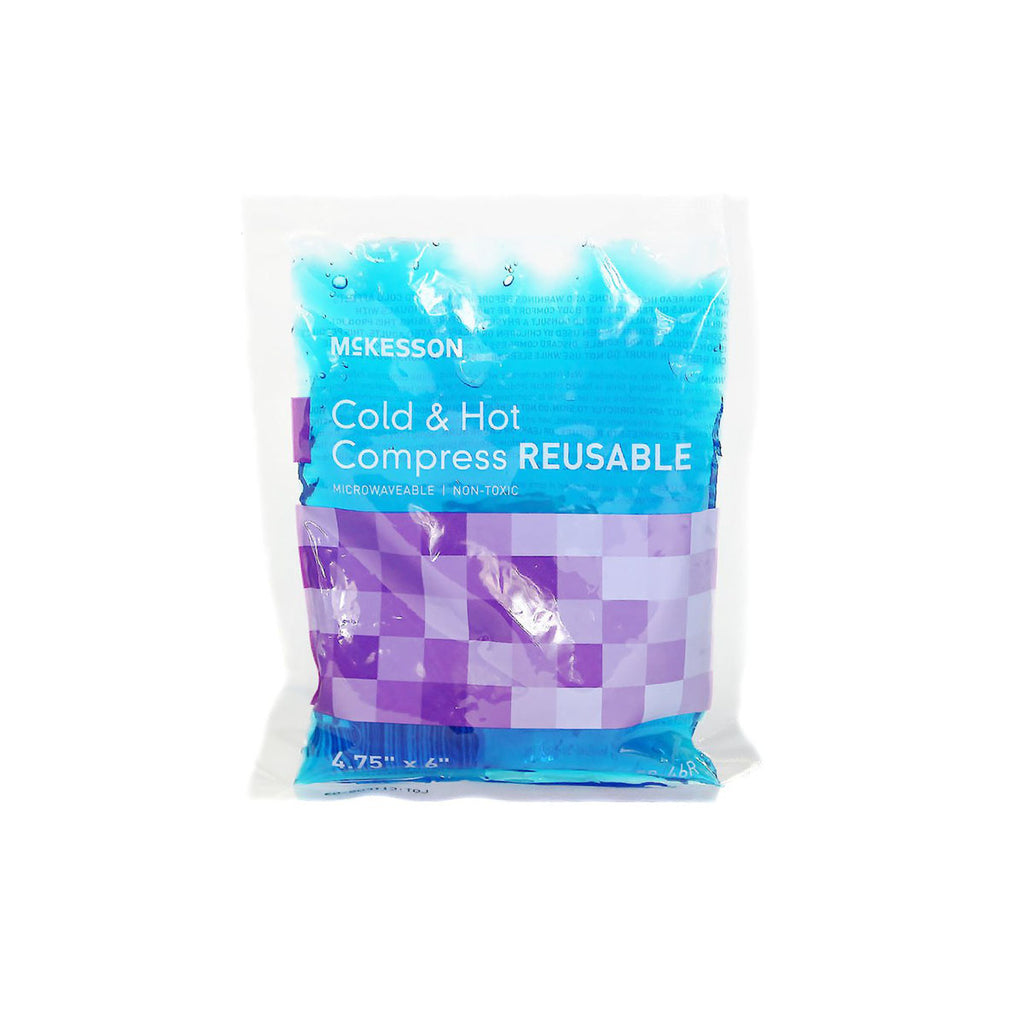 "McKesson Cold & Hot Reusable Compress, 4.75"" x 6"""