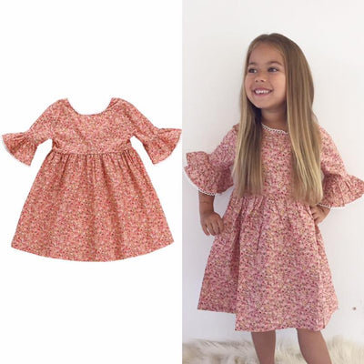 Myah Dress - Lillys little luxuries