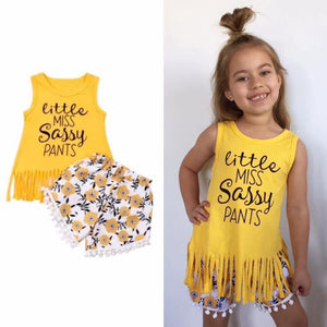 Little Miss sassy pants - Lillys little luxuries