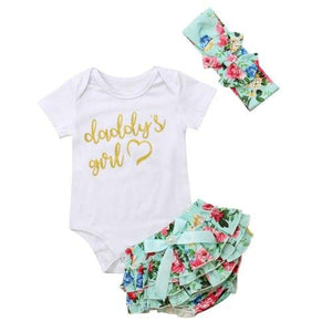 Daddys Girl Bloomer Set