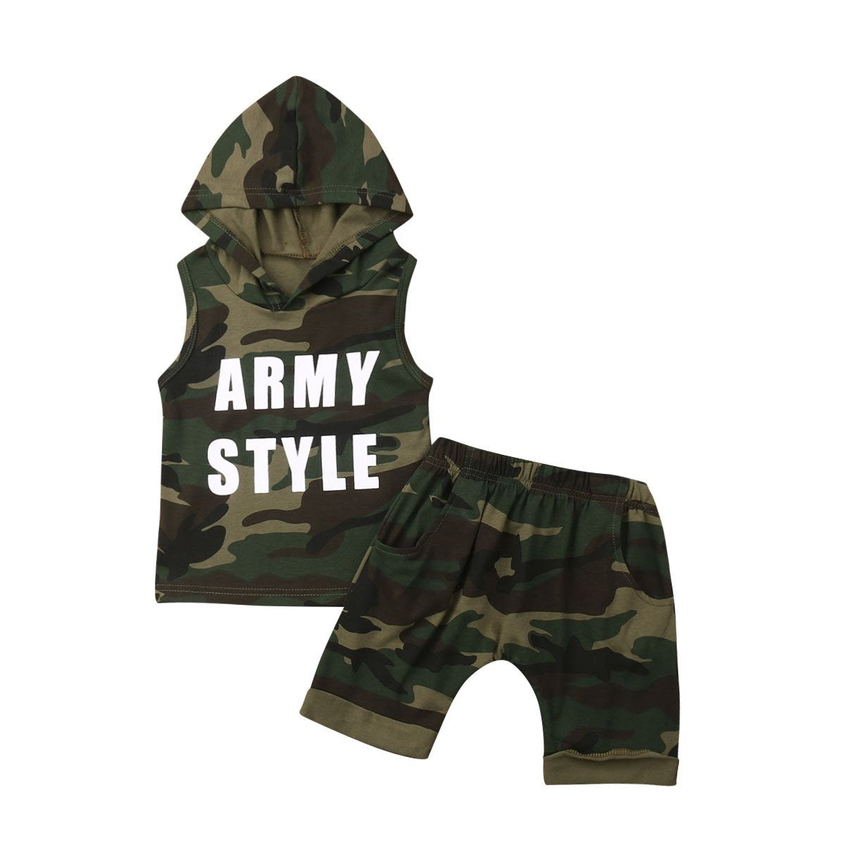 Army Style set - Lillys little luxuries