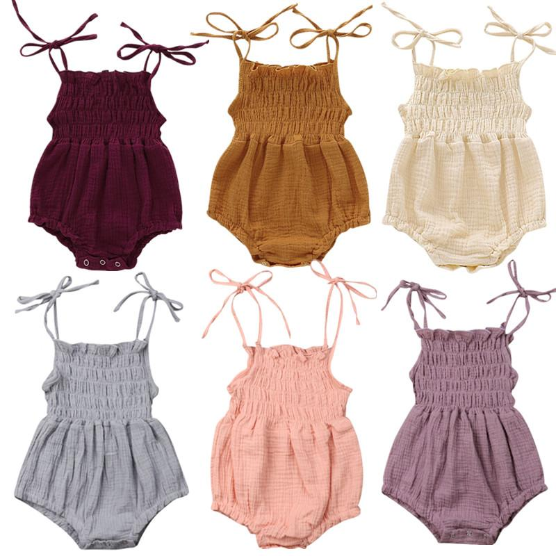 Scrunch rompers