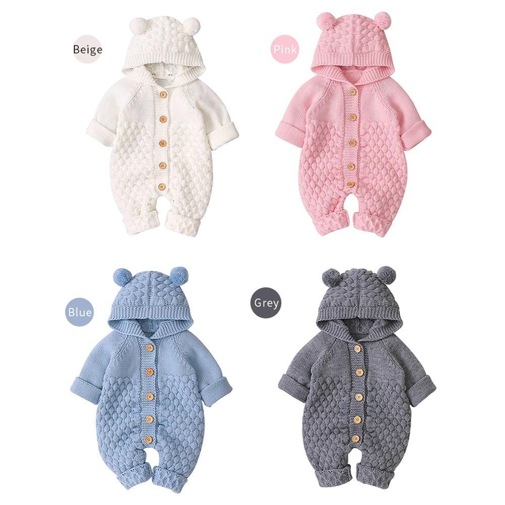 Baby Bear Rompers - Lillys little luxuries