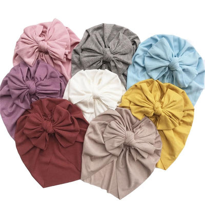Bowknot Turbans - Lillys little luxuries