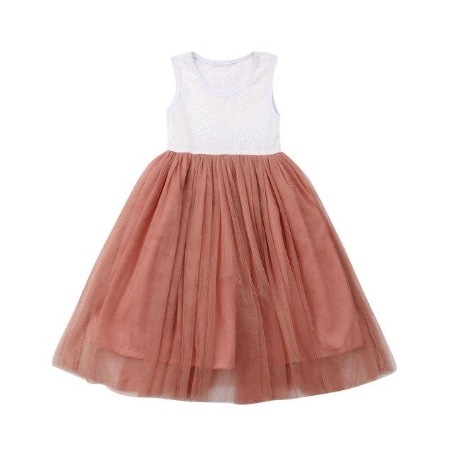 Bonnie Tulle dress