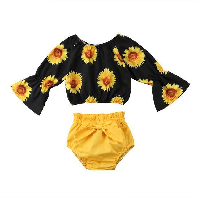 sunflower flare set