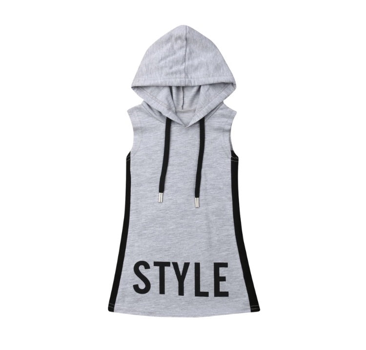 Style Hooded dress