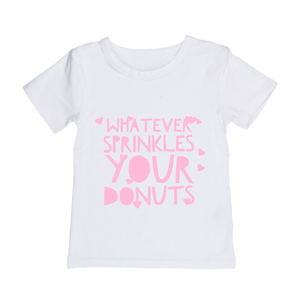 MLW By Design - Whatever Tee | Black or White - Lillys little luxuries