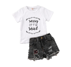Sassy little soul set - Lillys little luxuries