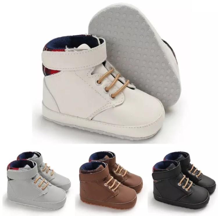 Blake High tops - Lillys little luxuries