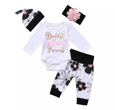 Daddys Little Princess Set - Lillys little luxuries
