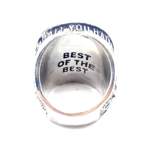 Fantasy Baseball (2019 Season) Championship Ring