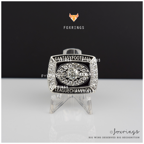 Fantasy Football League (2017) - Championship Ring