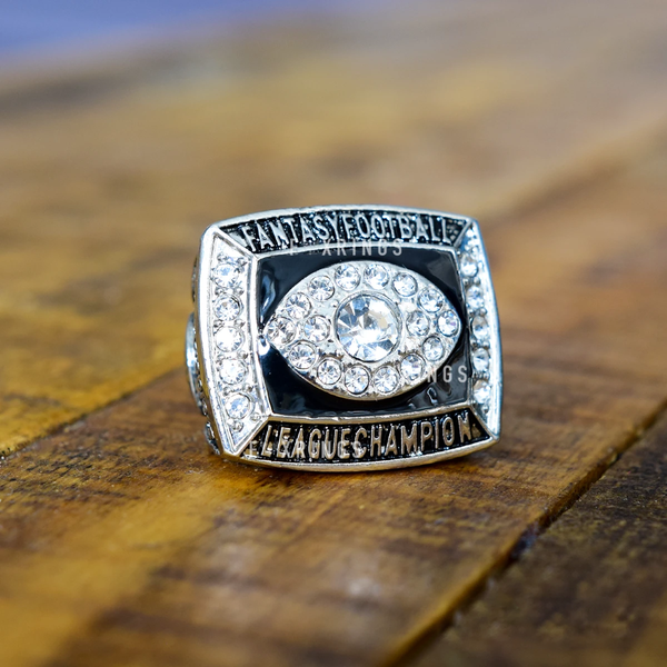 Fantasy Football League (2018) - Championship Ring