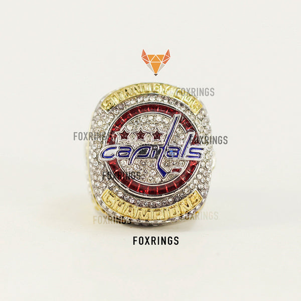Washington Capitals (2018) Replica Stanley Cup Championship Ring