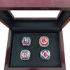 Boston Red Sox - Replica World Series Championship Rings [4 Ring Set]
