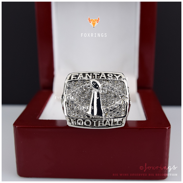 Fantasy Football League (2014) Championship Ring