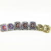 Copy of Chicago Cubs - Replica World Series Championship Rings [7 Ring Set]